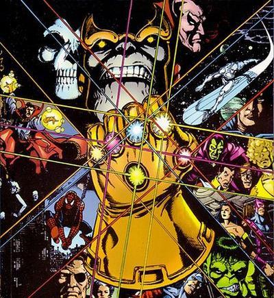 Thanos est le m chant dans the avengers - Mechant avenger ...