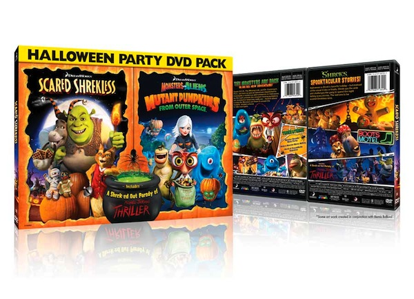 Dreamworks halloween - Pack office pour les nuls ...