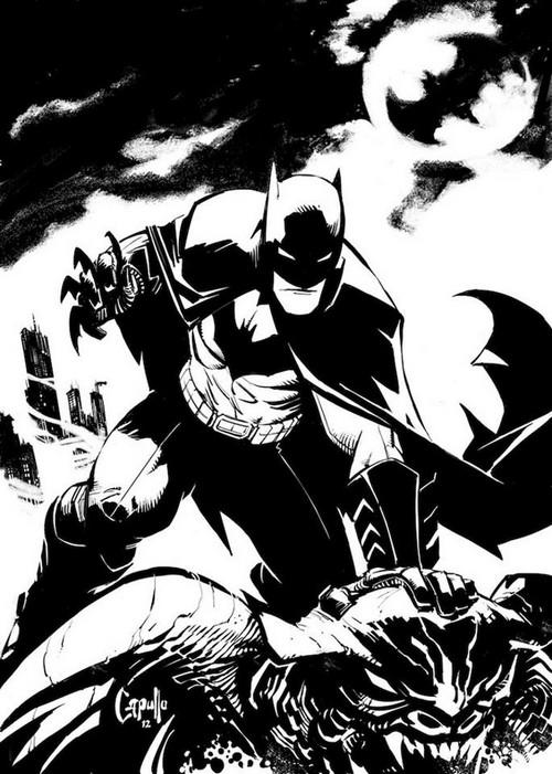 Batman La Cour Des Hiboux Edition N B 75 Ans A Nouveau Disponible