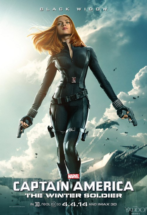 J Ai Vu Captain America Le Soldat De L Hiver