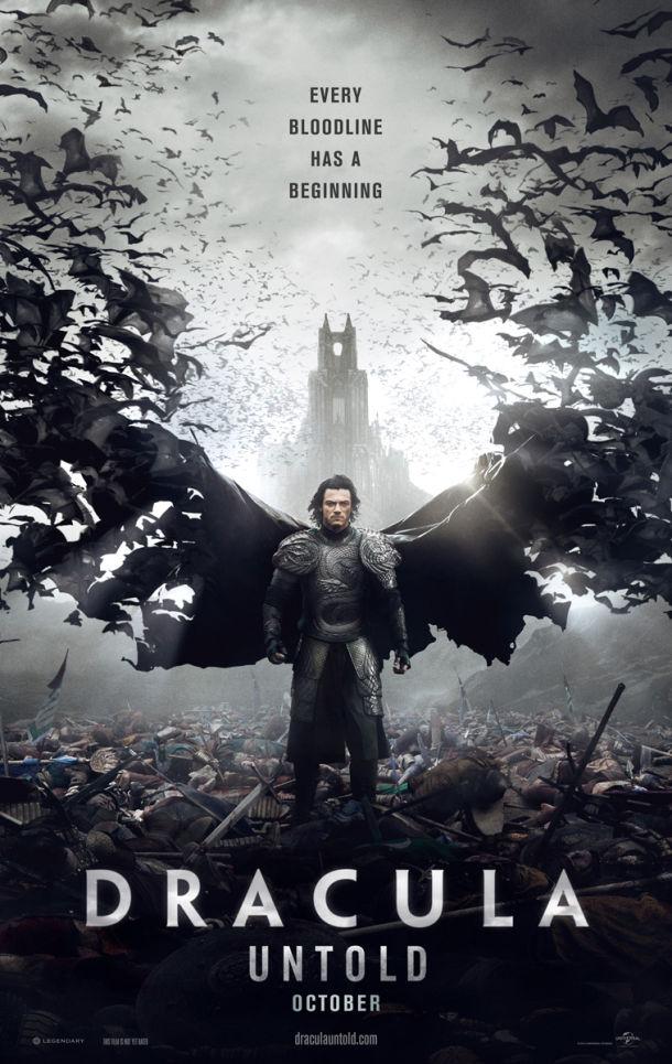 Dracula Untold aujourd'hui au cinema
