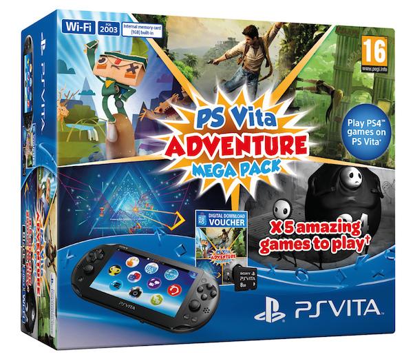 ps-vita adventure-mega-pack
