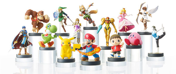 Amiibo group