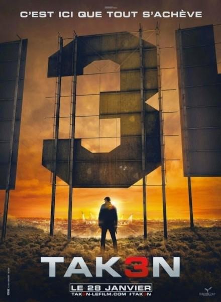 movie taken 3