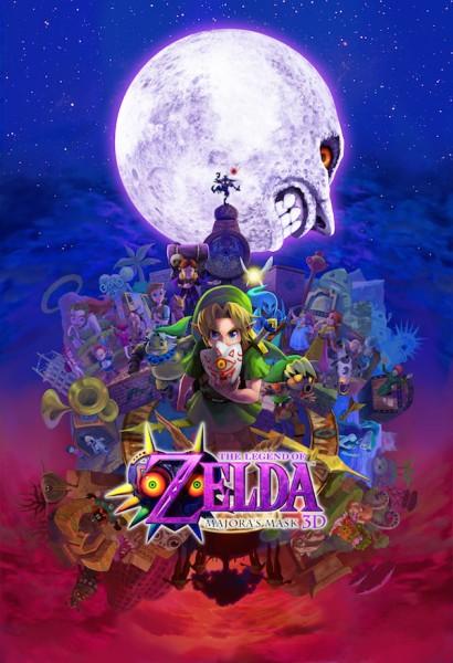 Zelda MM 3d
