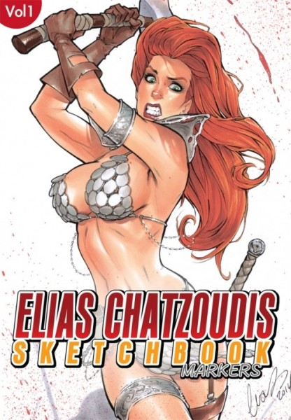 ELIAS_CHATZOUDIS_SKETCHBOOK