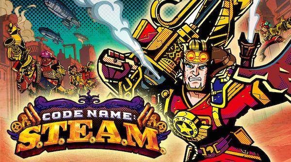 Code Name S.T.E.A.M