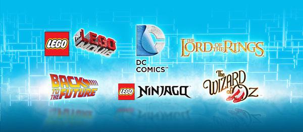 LEGO Dimensions Worlds