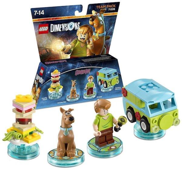 Lego Scoobi doo