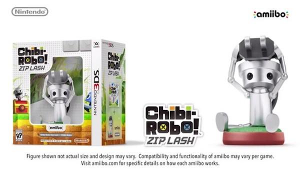 chibirobo amiibo