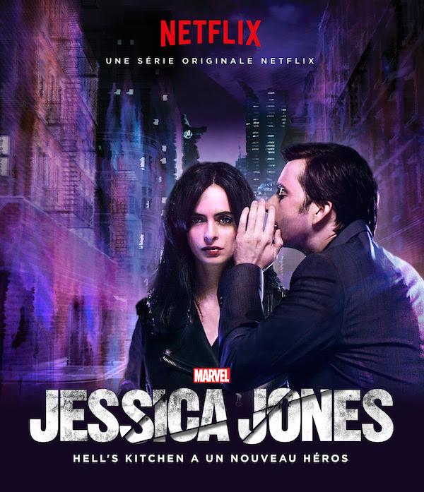 JJ Marvel Netflix