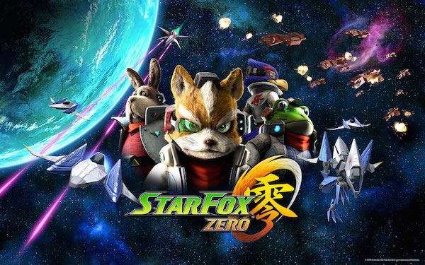 star-fox-zero wallpaper 600