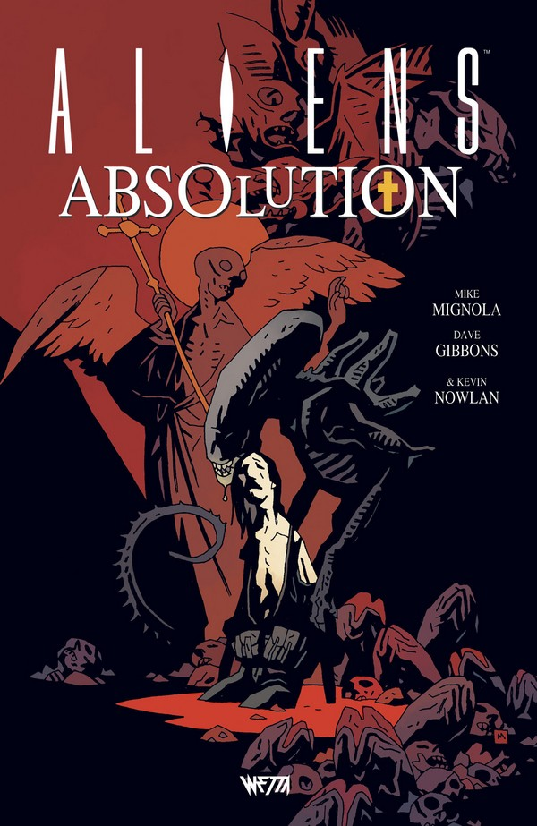 Aliens Absolution cvr
