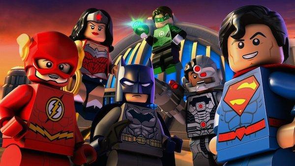 LEGO DC Comics Super Heroes La Ligue des Justiciers