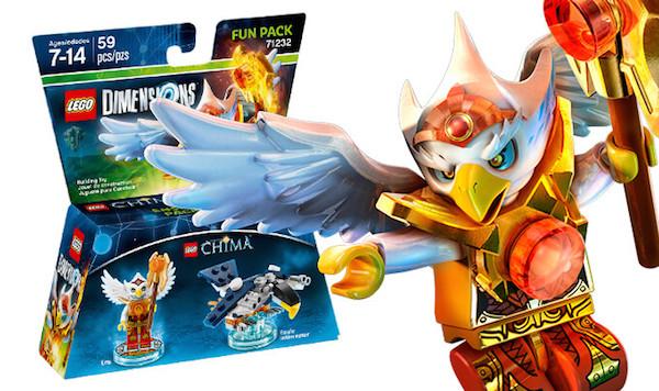 Lego Dimensions Lego Chima