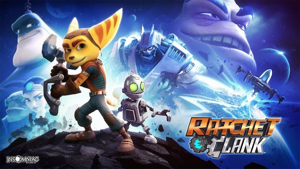 Ratchet & Clank sur PS4