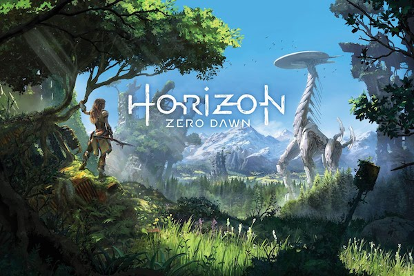 Horizon Zero Dawn PS4 1er mars 2017
