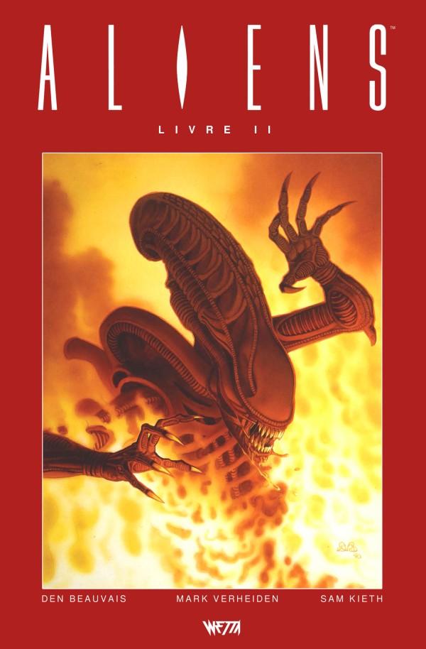 Aliens Livre Deux OC cover smpl