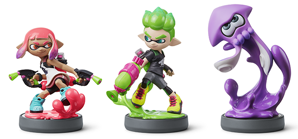 amiibo_Splatoon_2017