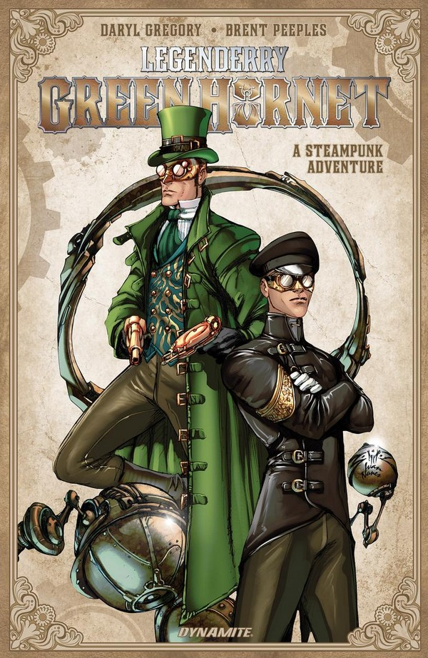 DAVILA COLLECTOR 200 EXEMPLAIRES LEGENDERRY L/'AVENTURE STEAMPUNK WILLINGHAM