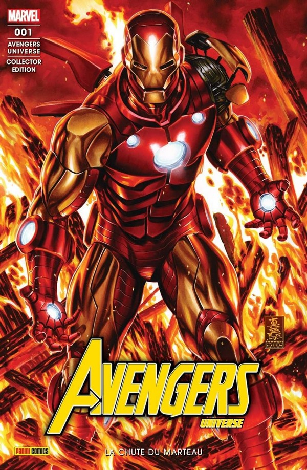 avengers-universe-1-edition-variante-collector-vf